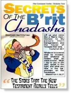 Secret Of The B\'rit Chadasha (Ebook)